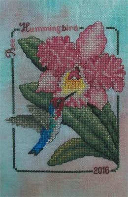 Bee Hummingbird (2016 Commemorative)