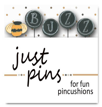 Block Party - B Is For Buzz (Just Pins)