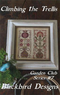 Climbing The Trellis - Garden Club #7