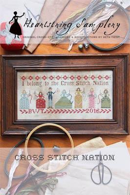 Cross Stitch Nation
