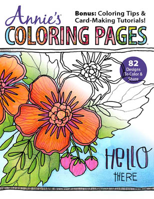 Annie's Coloring Pages (82 designs)