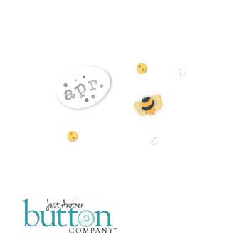 April Button (Square.Ology)