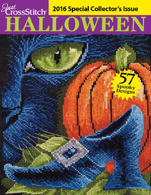 Just CrossStitch Halloween 2016