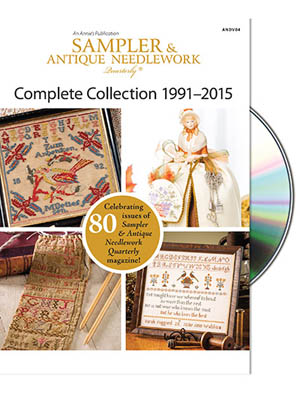 Sampler & Antique Quarterly DVD (1991-2015)