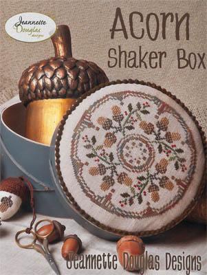 Acorn Shaker Box