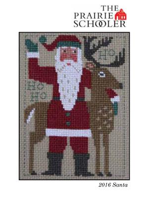 2016 Schooler Santa