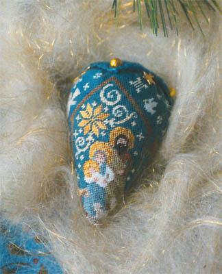 Nativity Berry - Silk