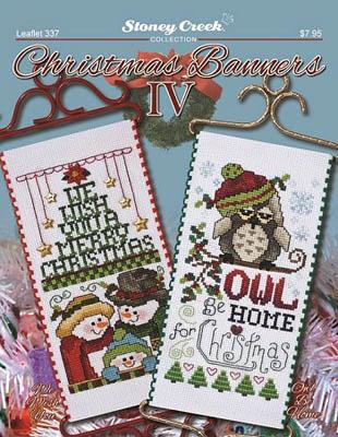 Christmas Banners IV