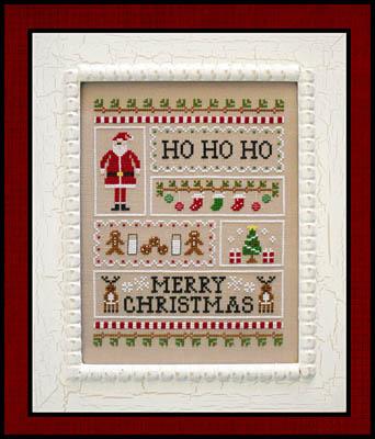 Santa's Sampler