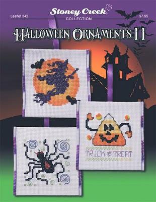 Halloween Ornaments II