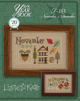 Yearbook Double Flip - November/December