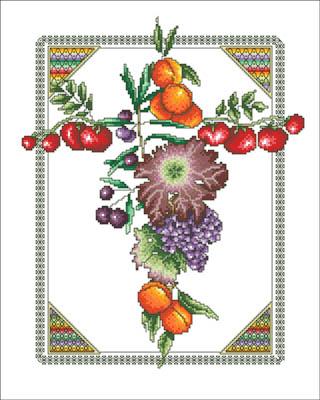 Fruit Cross