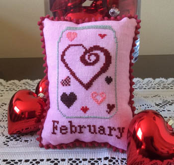 What's In Your Jar - February