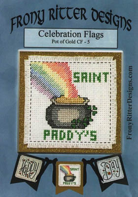 Celebration Flags - Pot Of Gold