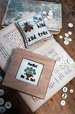 Forget Me Not Treasure Box