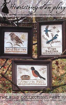 Bird Collection - Part IV