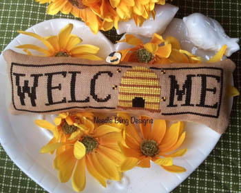 Wee Welcome - May Bee Hive