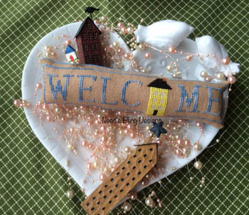 Wee Welcome - June House