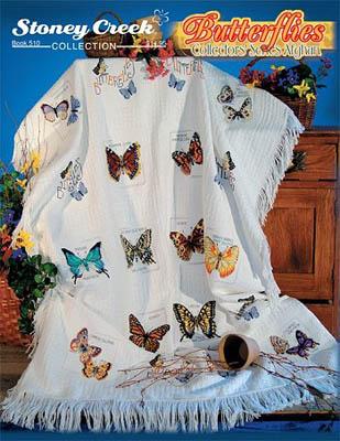 Butterflies Collectors Afghan