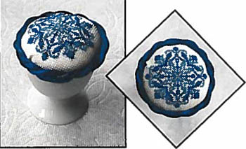 Blue Mist Egg Cup