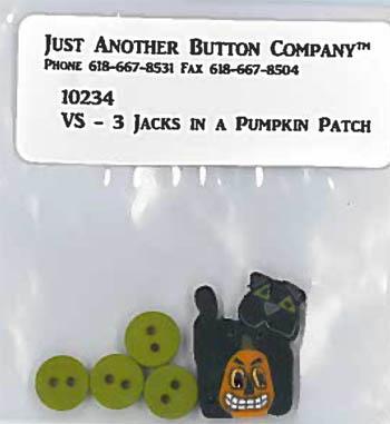 3 Jacks In A Pumkin Patch BtnPack (VS)