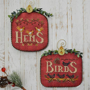 12 Days Hens & Birds
