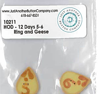 12 Days Rings & Geese BTN (HOD)