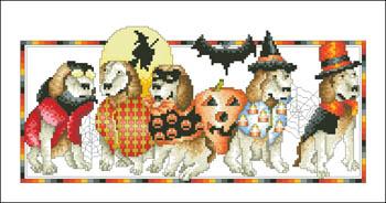 Halloween Hounds
