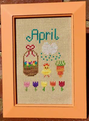 Bitty April