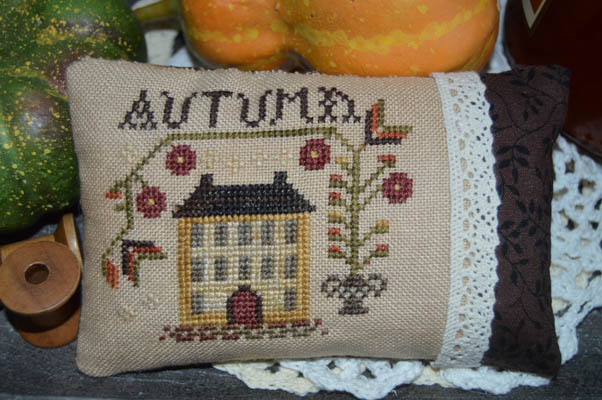 An Autumn Pillow
