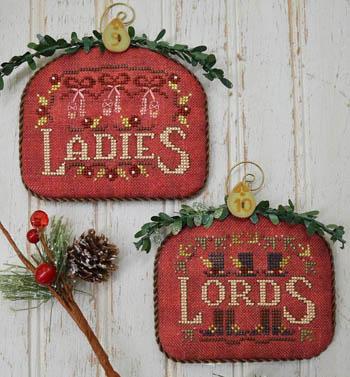 12 Days Ladies & Lords