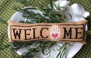 Wee Welcome - September HeartIn Hand