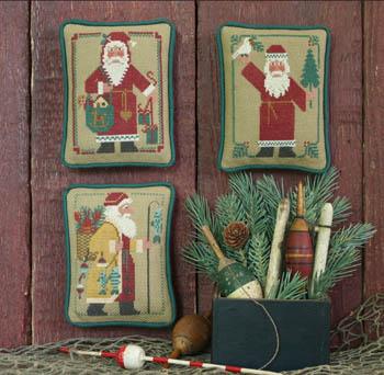 Santas Revisited IV (1986, 1988, 1992)