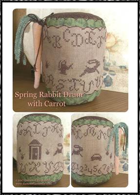 Spring Rabbit Drum