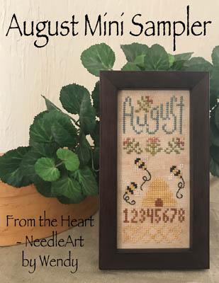 August Mini Sampler