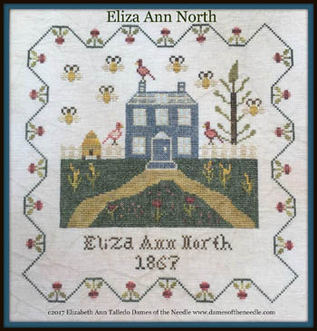 Eliza Ann North