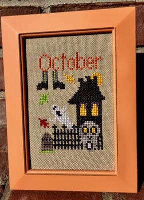 Bitty October