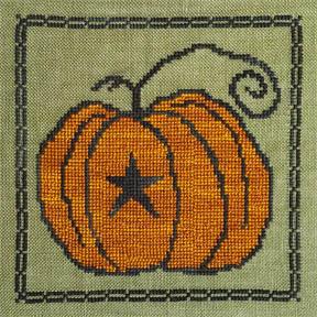 Prim Pumpkin