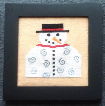 Home Decor - January Snowman