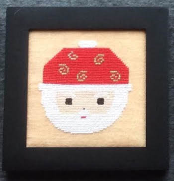 Home Decor - December Santa