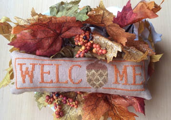 Wee Welcome - November Acorn