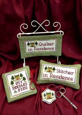 Quilter / Stitcher In Residence