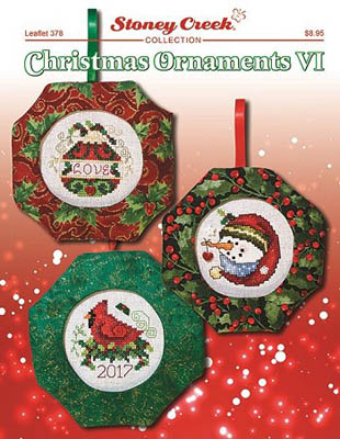 Christmas Ornaments VI