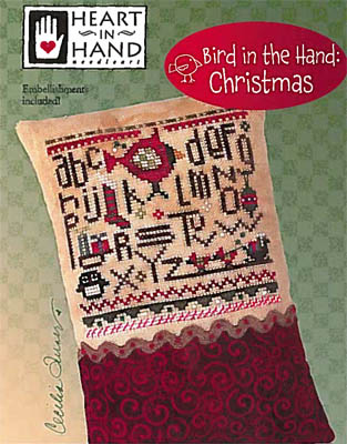Bird In Hand - Christmas (w/emb)