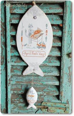 Pesce d'Aprile (April Fool)