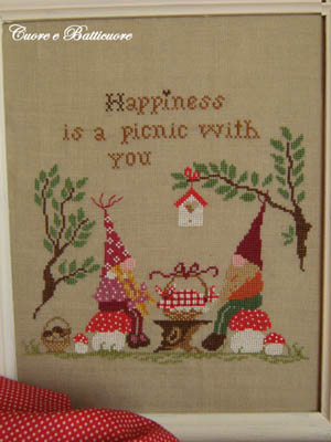 Picnic Nel Bosco (Happiness IsA Picnic With You)