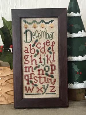 December Mini Sampler