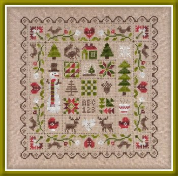 Patchwork Hiver