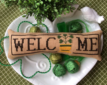 Wee Welcome - March Shamrock