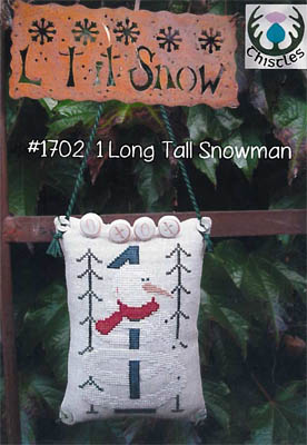 1 Long Tall Snowman